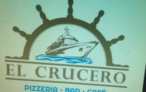 Pizzeria El crucero Bar Café