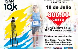 Puerto Plata Korre 10K
